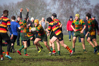 Harrogate v Selby Yorkshire Plate Semi March 2016